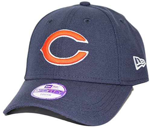 (Chicago Bears New Era Youth NFL 9Forty
