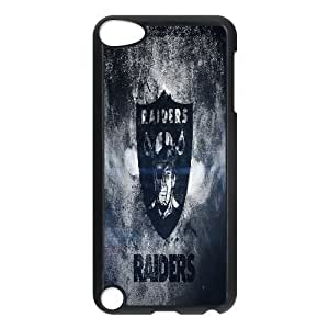 Ipod Touch 5 Case Raiders Oakland Best Sport, Tyquin, [Black]
