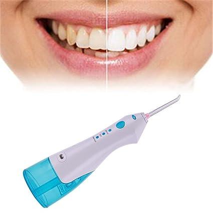 Profesional Irrigador Dental Portátil Cuidado Dental IPX7 A Prueba De Agua USB Recargable Usado En Casa