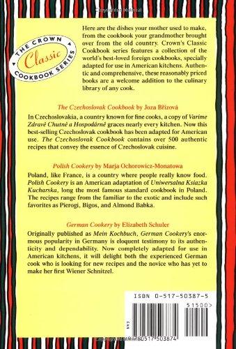 The Czechoslovak Cookbook (The International Cookbook Series) downloads torrent