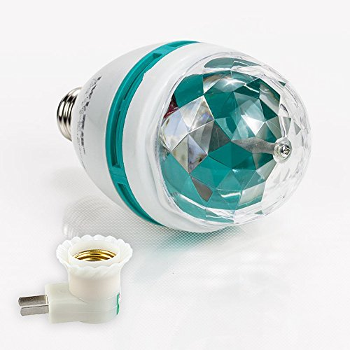 LVL Rotating Disco Light Changing product image