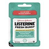 Listerine Fresh Burst Waxed Floss, 200 Yd, 1 Count