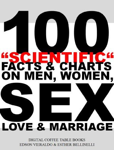 Amazon Com Sex Love And Marriage 100 Scientific Charts