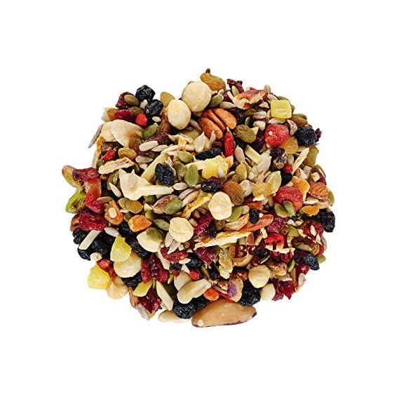 Berries And Nuts International Trail Mix | Antioxidant Rich, Super Foods Mix | 250 Grams