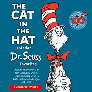 The Cat in the Hat and Other Dr. Seuss Favorites Audiobook