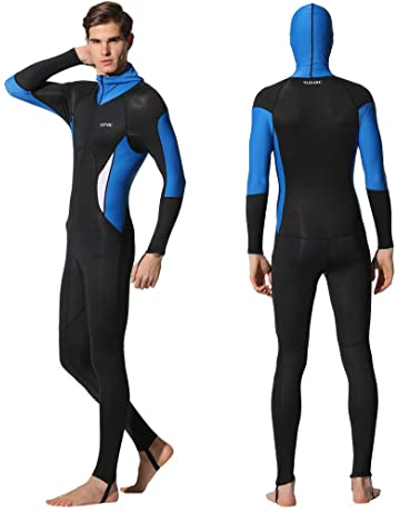 ac309317a Full Body Scuba Rash Guard Lycra Dive Skin UV Swimwear Sport Skins for Men  Women,