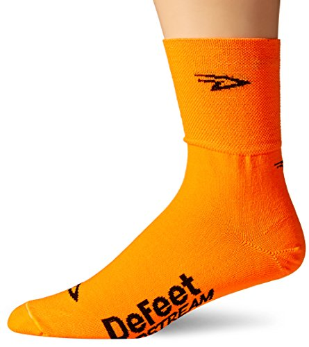 "Defeet Slipstream 4"" Double Layer Cuff Socks"