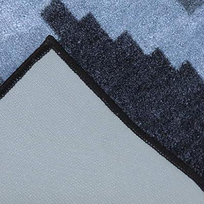 Alfombras Nordic Blue Sky Blancanieves Rectangular de alfombras de ...