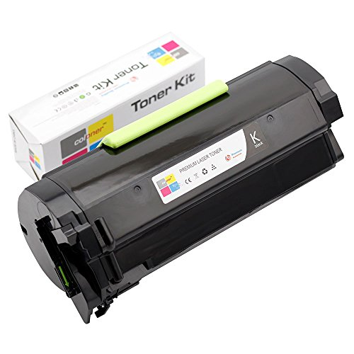 Remanufactured Cartridge Compatible MS610dte MS610dtn