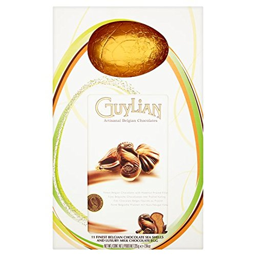 Milk Praline (Guylian Sea Shells and Luxury Milk Chocolate Egg, 225 g)