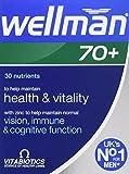 Vitabiotics Wellman 70+ 30 Tabs