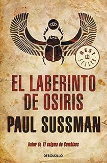El laberinto de Osiris par Paul Sussman