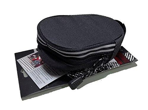 Werkzeug Tasche Fahrrad Befestigung zu SILLIN-System Vertikal T-Bar mit Reflektierende 3655b