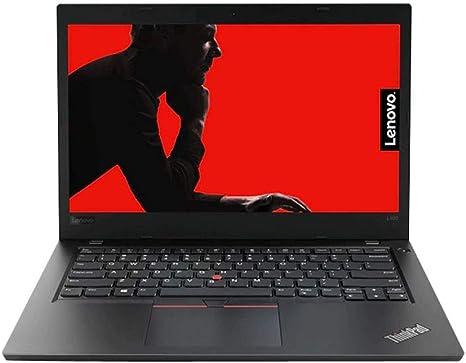 Lenovo Thinkpad L480 20ltsb5c00 14 Laptop Black Intel Core I3 7130u 2 70ghz Processor 8gb Ram 256gb Ssd Windows 10 Pro Amazon Co Uk Computers Accessories