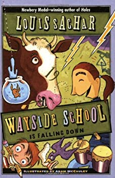 Wayside School is Falling Down 0606045759 Book Cover