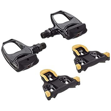 f93a3053d4b4 Shimano PD-R540 SPD SL bike bicycle Pedals: Amazon.ae: UPTEN