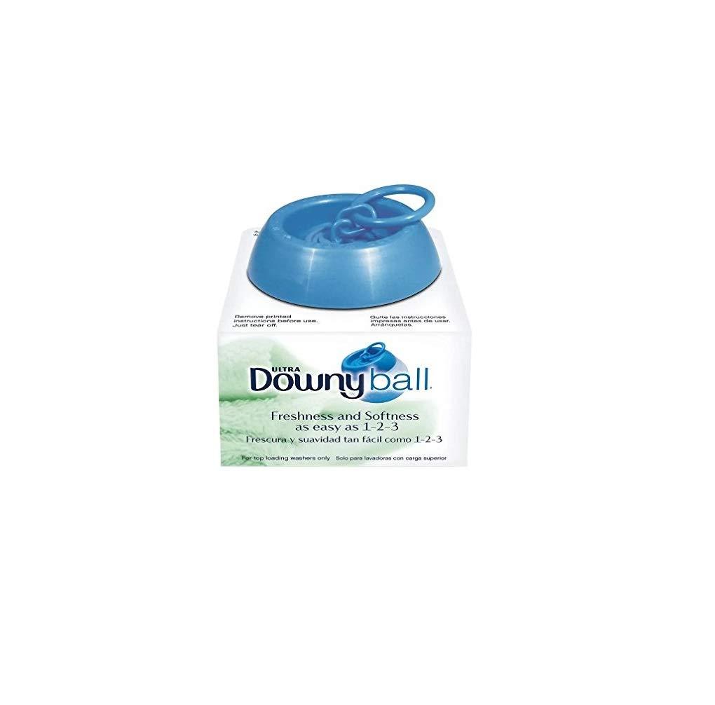Downy Fabric Softener Dispenser Ball-1 count (Pack of 6)