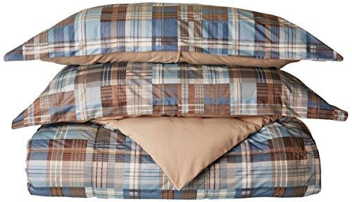 Woolrich White River Down Alternative Comforter Mini Set, King, Multi