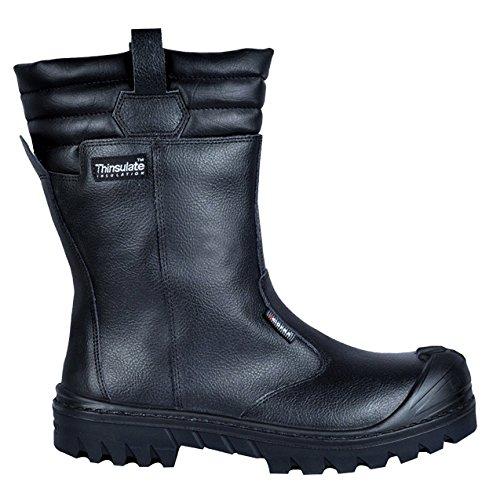 Cofra 26531-000.W42 New Malawi UK S3 CI HRO SRC Chaussures de sécurité Taille 42 Noir