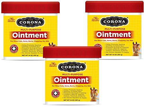 Corona Ointment Oz Jar Pack