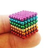 Yukkio Toy Rollable Magnets Fidget Toys for Anxiety Stress Helps Focusing