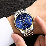 Micacchi Analog Multicolor Dial Date Calendar & Time Watch for Mens Boys Watches – Meh 5