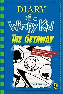 Diary of a wimpy kid do it yourself book amazon jeff kinney diary of a wimpy kid the getaway book 12 solutioingenieria Choice Image