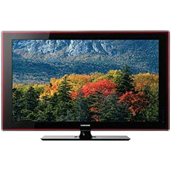 amazon com samsung ln52a750 52 inch 1080p dlna lcd hdtv with red rh amazon com Flat Screen Samsung DLP 50 Inch TV