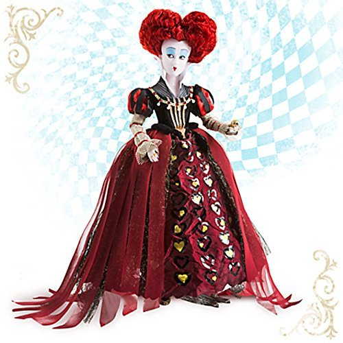 Iracebeth The Red Queen Disney Film Collection Doll - Alice Through the Looking Glass - 12 1/2' -