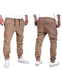 DaySeventh Men Summer Trousers Fashion Tideway Casual Jogger Pants