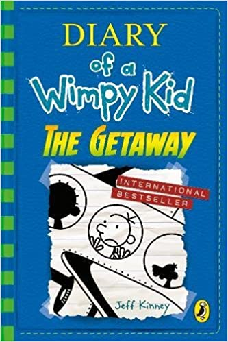 Diary Of A Wimpy Kid The Getaway Book 12 9780141376677 Amazon Com Books