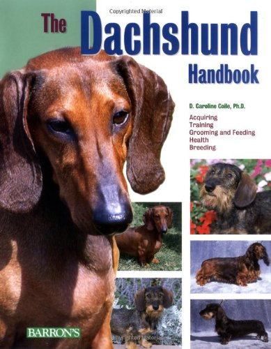 Download The Dachshund Handbook (Barron's Pet Handbooks) pdf