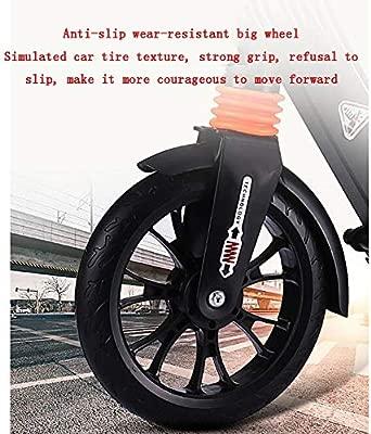 YUMEIGE Patinetes Kick Scooters Aleación de Aluminio ...