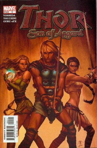Thor Son of Asgard #9 Enchanted Part Three pdf epub