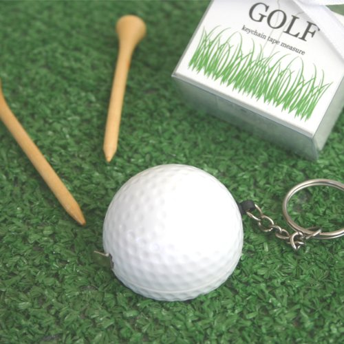 A Leisurely Game of Love Golf Ball Tape (Themes For Golf Tournaments)
