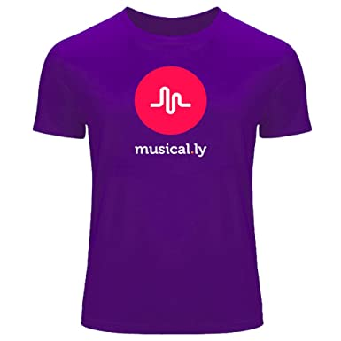 musical.ly wave For Boys Girls T-shirt Tee Outlet