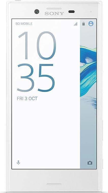 Sony Xperia X Compact Smartphone 4 6 Zoll Weiß Elektronik
