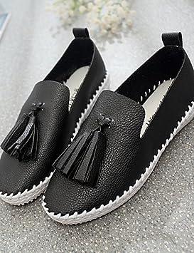 ZQ gyht Zapatos de mujer - Tacón Plano - Bailarina - Mocasines - Exterior / Oficina