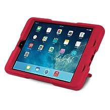 Kensington Black Belt 2nd Degree Rugged Case for iPad Mini (K97081WW) Red