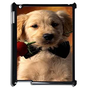 3D Cases For IPad 2,3,4 2D, Puppy Love Cases For IPad 2,3,4 2D, Tyquin Black