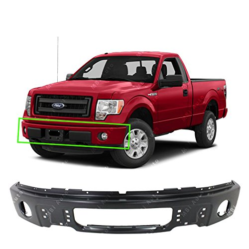 MBI AUTO - Primered, Steel Front Bumper Face Bar Shell for sale  Delivered anywhere in USA