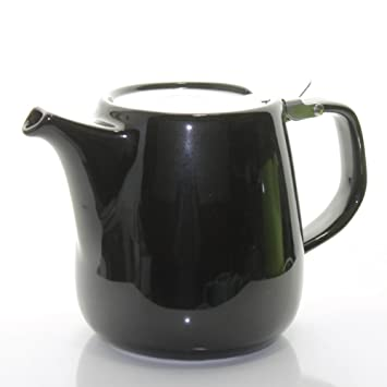 Daze Ceramic Teapot Keramik Teekanne W Stainless Steel Lid