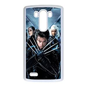 X2 Movie02 LG G3 Cell Phone Case White 218y-747694