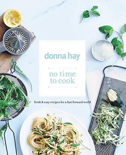 No Time to Cook by HarperCollins