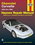 Haynes Chevrolet Corvette, 1984 Thru 1996, Haynes and Mike Stubblefield, 1563922266