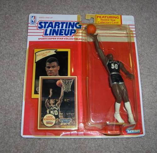 1990 David Robinson NBA Starting Lineup Figure ()