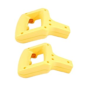 Dewalt DW708 Miter Saw Replacement Handle Clamshell (2 Pack) # 153755-01-2pk