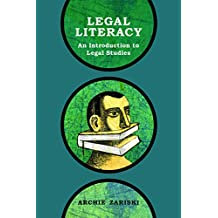 Legal Literacy: An Introduction to Legal Studies (OPEL Open Paths to Enriched Learning)