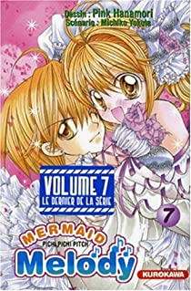 Mermaid Melody, tome 7 par Hanamori