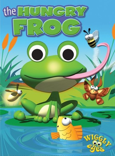 The Hungry Frog (Wiggly Eyes) pdf